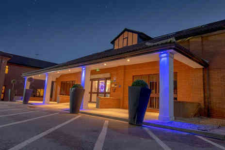 The Best Western Rockingham Forest Hotel - Two nights stay with breakfast for two - Save 40%