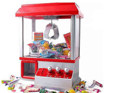 Direct2Public - Candy grabber machine - Save 60%