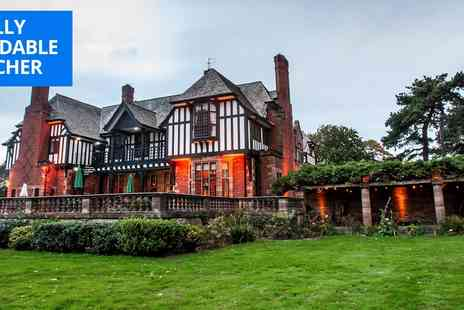Inglewood Conference Centre - Grade II Listed Cheshire stay including breakfast - Save 55%