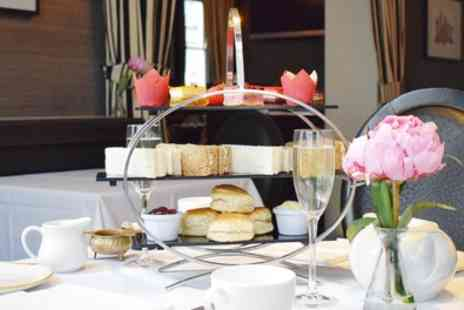 Park International Hotel - Sparkling Afternoon Tea for Two or Four - Save 47%