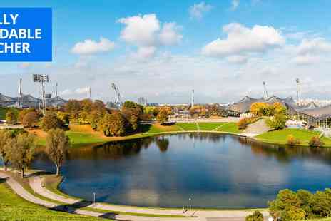 Arthotel ANA im Olympiapark - Munich stay with Olympic Park views - Save 42%