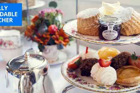 Coghlans at Barningham - Sparkling afternoon tea for 2 - Save 51%