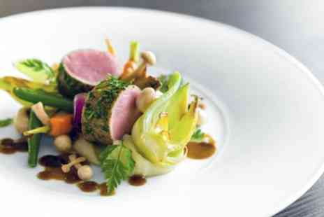 The Blue Boar Abridge Gastro Hotel - Six Course Tasting Menu for Two or Four - Save 64%