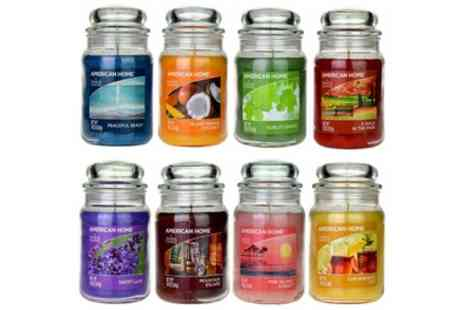 Groupon Goods Global GmbH - Yankee Candle American Home Range - Save 4%