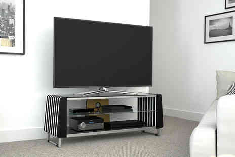 AVF GROUP - Groove 1250mm TV stand - Save 0%