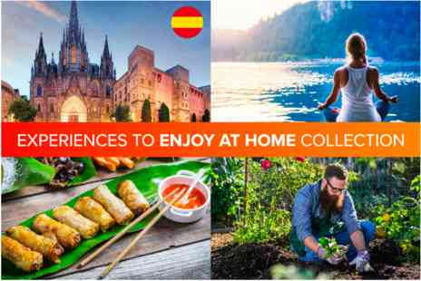 Virgin Experience Days - Experiences to Enjoy At Home Collection - Save 0%