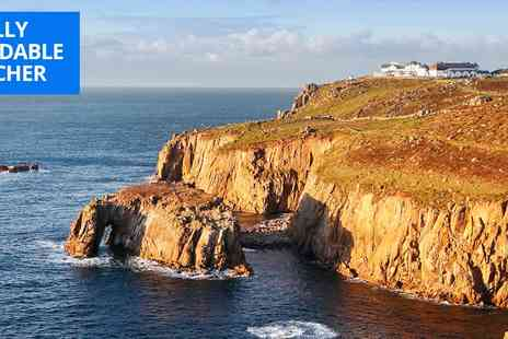 The Lands End Hotel - Lands End escape with cream tea - Save 60%