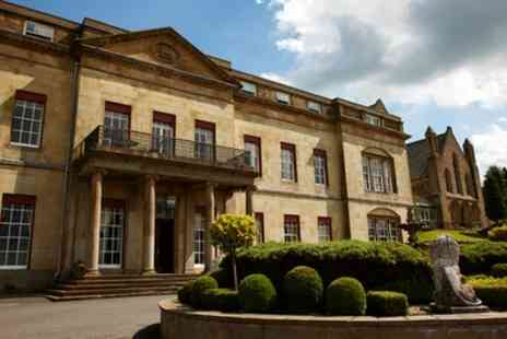 Shrigley Hall Hotel - Double or Deluxe Room for Two with Breakfast, Dinner - Save 38%