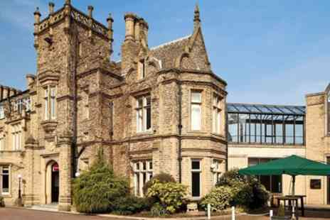 Mercure Bradford North Hotel - Classic Double Room for Two with Breakfast, Wine - Save 0%