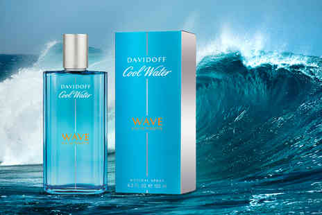 Wowcher Direct - 125ml bottle of Davidoff Cool Water Wave Man EDT - Save 69%
