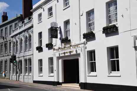 The Chequers Hotel - Overnight stay for two people with a two course dinner - Save 53%