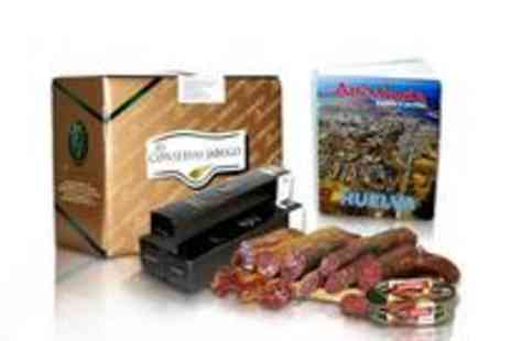 Monte Regio - Mouth watering Spanish meat hamper - Save 0%