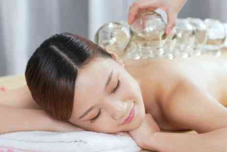 The Healing Process - One Hour Bespoke Massage with Hot Stones and Cupping - Save 47%