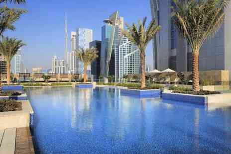 JW Marriott Marquis Dubai - Endless Luxury in the one of the Worlds Tallest Hotels - Save 0%