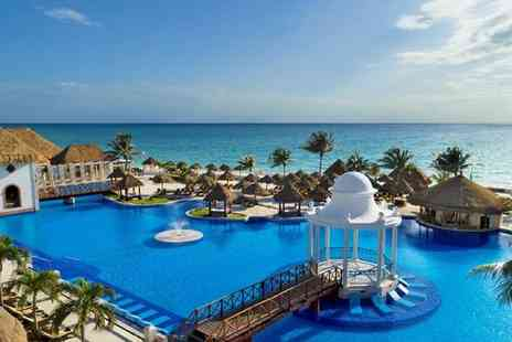 Now Sapphire Riviera Cancun - All Inclusive Family Friendly Riviera Beach Stay - Save 0%