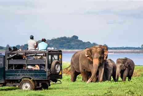 Luxury Private Sri Lanka Tour - Extraordinary Private Tour Across Breathtaking Landscapes & Lavish Beach Break - Save 0%