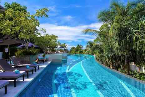Mandarava Resort & Spa - Tropical Hillside Resort Overlooking Beach for two - Save 69%
