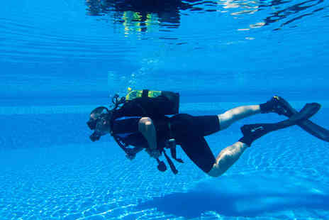 Cardiff Octopus Diving Club - Scuba diving try dive experience - Save 67%