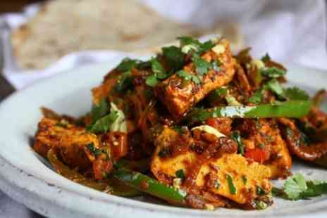 Mumbai Of Otley - Two Course Indian Meal and a Choice of Naan or Rice - Save 37%