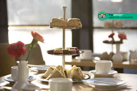 City Cruises - Thames sightseeing cruise with afternoon tea - Save 28%