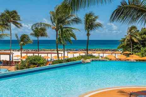 Hilton Barbados Resort - Exciting Beachside Resort with Thrilling Watersports Centre - Save 0%