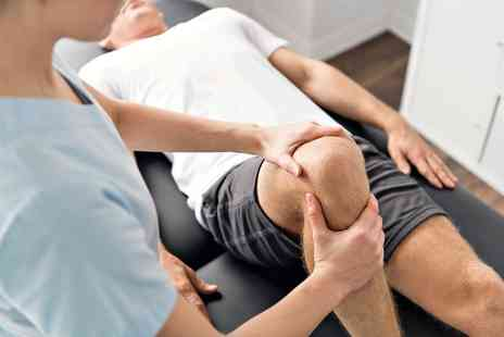 Holistic Healthcare Clinics - Sports therapy session and two treatments - Save 87%
