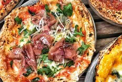 Pasta Di Piazza - Toward Italian Food and Drinks for Up to Four - Save 50%