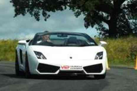 VIP UK Experience Days - Touring and supercar driving experience with VIP UK Experience Days in Hertfordshire - Save 78%