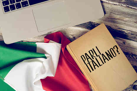 Secret World of Languages - Online Italian for Beginners course - Save 0%