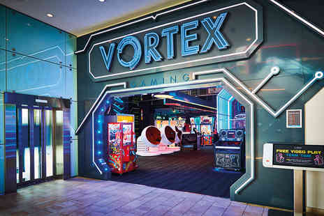 Genting Solihull - One hour arcade gaming experience with bottomless soda - Save 50%