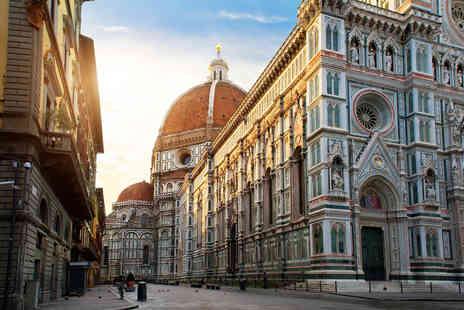 Weekender Breaks - Two nights Florence, Italy hotel stay with return flights - Save 57%