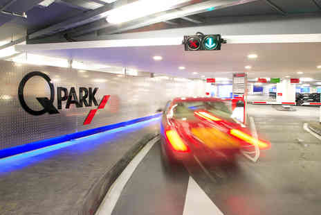Q-Park - Three hours of parking - Save 47%