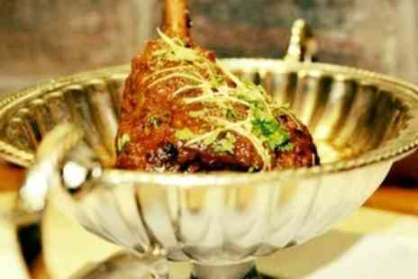 Green Gates Stirling - Three Course Indian Lunch for One or Two - Save 0%
