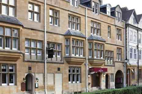 Mercure Oxford Eastgate Hotel - Standard Double Room for Two - Save 26%