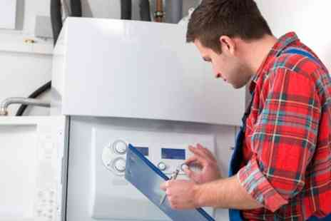 Mark Brown Plumbing And Heating - Full Boiler Service and Inspection - Save 0%