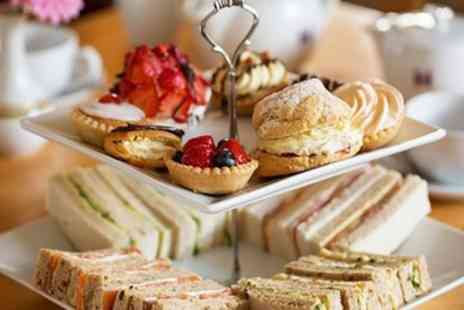 The Brook Whipper Inn Hotel - Traditional or Champagne Afternoon Tea - Save 43%