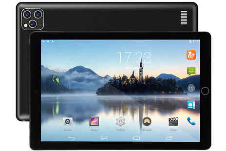 SecretStorz - S11 Android WiFi Tablet 10 Inch with Dual Camera - Save 45%