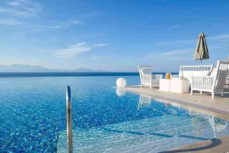 Michelangelo Resort & Spa - Beachfront Hideaway with Beautiful Infinity Pool for two - Save 37%
