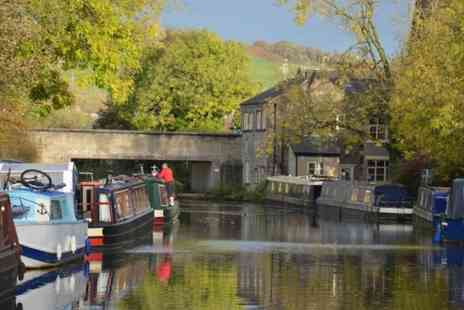 Lancashire Canal Cruises - Canal cruise for two people with an afternoon tea - Save 19%