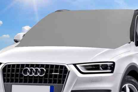 Groupon Goods Global GmbH - Magnetic Windscreen Sunshade Covers - Save 0%