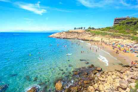 Bargain Late Holidays - Two nights Costa Dorada trip and flights - Save 44%