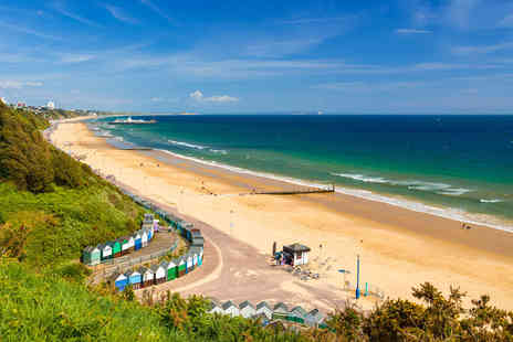 Durley Dean Hotel - Overnight Bournemouth stay for two people with breakfast - Save 27%