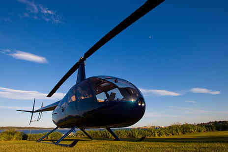 Helicentre - One hour helicopter flying experience - Save 81%