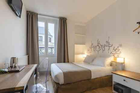 Hotel Korner Opera - Double Room for Two with Option for Breakfast - Save 31%