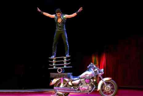 Continental Circus Berlin - Continental Circus Berlin, Inner Circle Ticket - Save 32%
