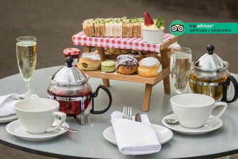 DoubleTree By Hilton London Hyde Park Hotel - Best of British afternoon tea for two people - Save 53%