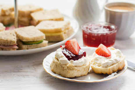 The Crown Inn - Pub garden Prosecco afternoon tea for two - Save 0%