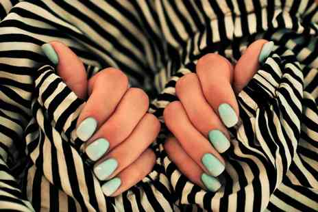 RK Parlour Boutique & Beauty Clinic - Shellac nail polish application for one person - Save 0%