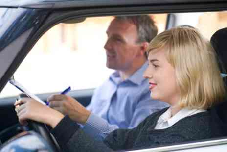 My Mock Driving Test - Mock Test, Two Driving Lessons or International Driving Licence Course - Save 50%