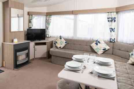 Marine Holiday Park - 3, 4 or 7 Nights in Caravan for Up to Six - Save 0%